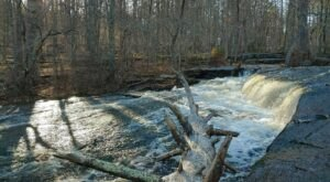 Ben Utter Trail In Rhode Island Will Lead You Straight To Stepstone Falls