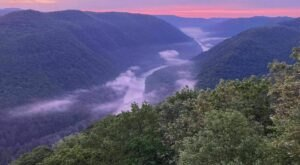 The Castle Rock Trail Will Show You A Completely New Side Of West Virginia