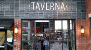 Delaware's Rustic Taverna Restaurant Serves Some Of The Best Italian Food You'll Find In America