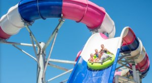 Spend A Refreshing Day Keeping Cool At Whirlin' Waters Adventure Waterpark In South Carolina