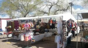 The Biggest And Best Flea Market In New Mexico, Expo New Mexico Has Re-Opened