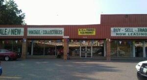 Shop 'Til You Drop At K 15 And Pawnee Flea Market, One Of The Largest Flea Markets In Kansas