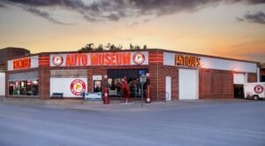 The Coolest Car Museum In The Country Can Be Found In This Wyoming City