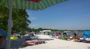 Visit Camp Clearwater, The Massive Family Campground In North Carolina That's The Size Of A Small Town