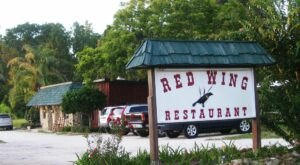 Both A Restaurant And A Rescue Farm, Florida's Red Wing Restaurant Is An Underrated Day Trip Destination