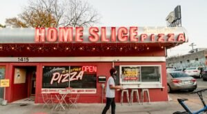 You've Never Tasted Pizza Quite Like The Pies Made At Home Slice Pizza In Texas