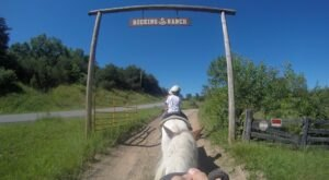Take A Guided Horseback Tour Through The Virginia Countryside With Rocking S Ranch