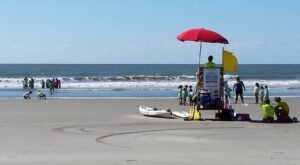 Head To These Less Populated Spots In South Carolina For A Perfect Beach Day This Season