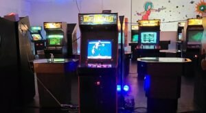 Spinners Pinball Arcade In Maryland Has Vintage Games Will Bring Out Your Inner Child