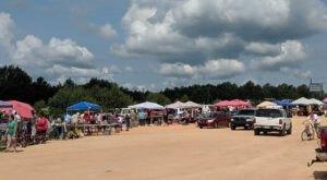 Shop 'Til You Drop At Lee County Flea Market, One Of The Largest Flea Markets In Alabama