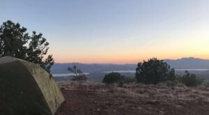 Camp On A Cliffside High Above The Clouds With Arizona Mountain Guides