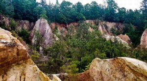 7 Incredible Natural Wonders In Alabama That You Can Witness For Free