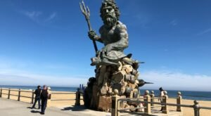 Neptune's Park Is A Beachfront Attraction In Virginia You'll Want To Visit Over And Over Again