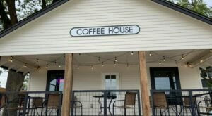 The Most Charming Coffee House In Oklahoma Can Be Found At The Red Bird Coffee House