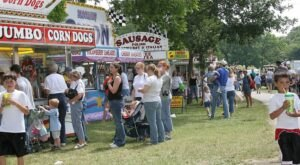 Don't Miss The Largest Outdoor Picnic In Oklahoma At Bartlesville's Sunfest