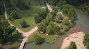 Situated Along One Of The Most Beautiful Rivers In The Country, A Stay At War Eagle Resort In Oklahoma Is Unforgettable