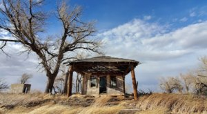 Glenrio Is A Ghost Town In New Mexico With A Fascinating History That You Should Know About