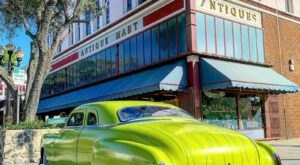 Here's The Perfect Weekend Itinerary If You Love Exploring Southern California's Best Antique Stores