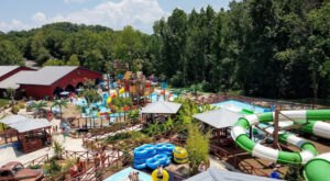 Cool Off This Summer With A Visit To Pirate's Bay Water Park In Alabama