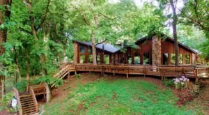 Tucked Away In The Arkansas Ozarks, River Run Restaurant Is A Gorgeous Restaurant With Unforgettable Food