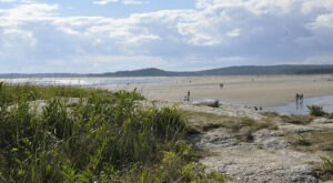 This Secluded Beach In Maine Might Just Be Your New Favorite Swimming Spot
