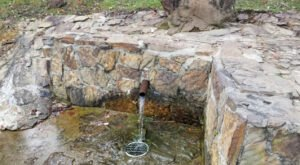 Red Hill Spring Produces Some Of The Most Refreshing Spring Water In Alabama