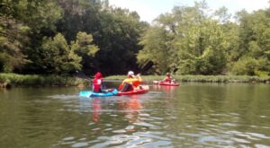 Rent Kayaks At Alabama's Redneck Yacht Club For The Ultimate Summer Adventure