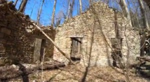 Most People Have Long Forgotten About This Vacant Ghost Town In Rural West Virginia
