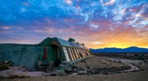 9 Earthship Airbnbs That Will Take You Off The Grid In New Mexico