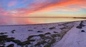 Arrive By Ferry To Enjoy Miles Of Sandy Beaches At Anclote Key Preserve In Florida