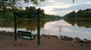 Fishing And Wildlife Watching Await At This Underrated Arkansas State Park