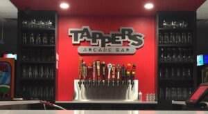 Sip Drinks While You Play Video Games At Tapper's In Indiana