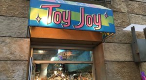 One Of The Top 10 Toy Stores In The World, Texas' Toy Joy Will Enchant Your Inner Child