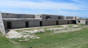 Visit The Ruins Of An Abandoned WWI Fort Near Galveston, Texas