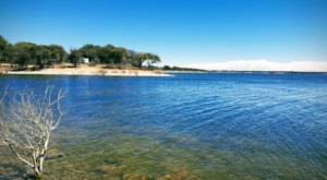 Texas' Lake Whitney Is An Underrated Summer Destination With 50-Foot Cliffs And Pristine Waters