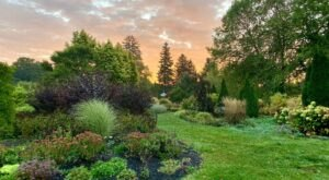 Stroll Through More Than 15 Themed Gardens In Bloom At The Gardens At Elm Bank