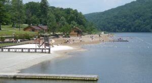 These 5 Swimming Spots Have The Most Pristine Water Near Pittsburgh
