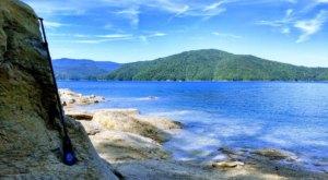 Discover A Pristine Paradise When You Visit South Carolina's Lake Jocassee