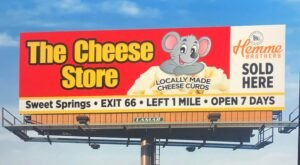 The Cheese Store In Missouri Is A Cheese Lover's Dream Come True With Over 90 Types Of Cheese