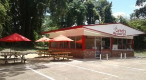 People Drive From All Over For The Burgers And Cabbage Rolls At This Charming Mississippi Restaurant