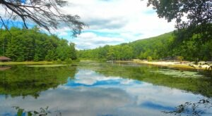 This Secluded Lake In Pennsylvania Might Just Be Your New Favorite Swimming Spot