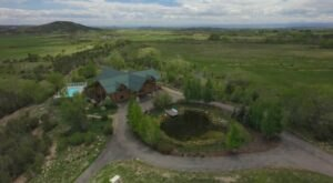 Plan Your Next Family Reunion At This Utah Ranch That Has Its Own Pool