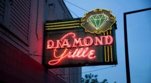 Since 1935, The Diamond Grille Has Been An Exceptional Date Night Destination In Ohio