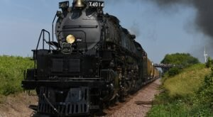 The World's Largest Steam Engine Is Returning To Colorado This Fall