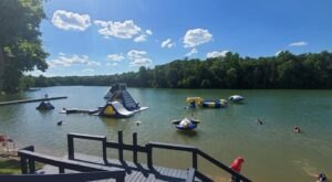 Mineral Springs Lake Resort In Ohio Is Spring-Fed Fun For The Whole Family