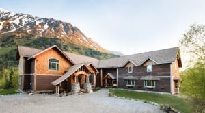 Treat Yourself To Alaskan Luxury On The Water's Edge At The Inn At Tern Lake