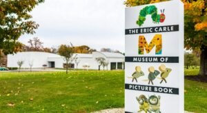 The Unique Day Trip To The Eric Carle Museum Of Picture Book Art In Massachusetts Is A Must-Do
