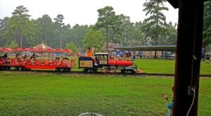 Your Kids Will Have A Blast At This Miniature Amusement Park In Arkansas Made Just For Them