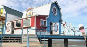 Head Out To The Homer Spit This Summer For The Creamiest Alaskan Ice Cream Around