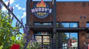 What Used To Be A Cadillac Dealership Is Now An Epic Place To Dine In Ohio Called Muddy's